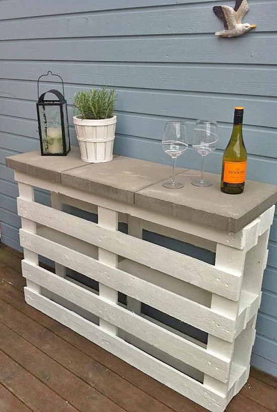 Best ideas about DIY Pallet Bar . Save or Pin 40 Ecofriendly DIY Pallet Ideas for Home Decor & More Now.
