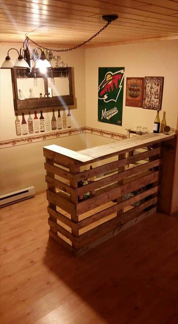 Best ideas about DIY Pallet Bar . Save or Pin 87 Epic Pallet Bar Ideas to Embrace for Your Event Now.