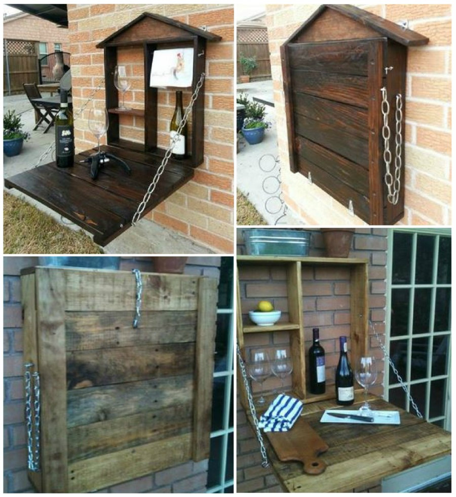 Best ideas about DIY Pallet Bar . Save or Pin 50 Wonderful Pallet Furniture Ideas and Tutorials Now.