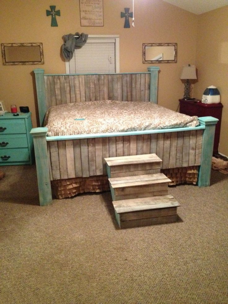 Best ideas about DIY Pallet Bed Frames . Save or Pin Best 25 Diy bed frame ideas on Pinterest Now.