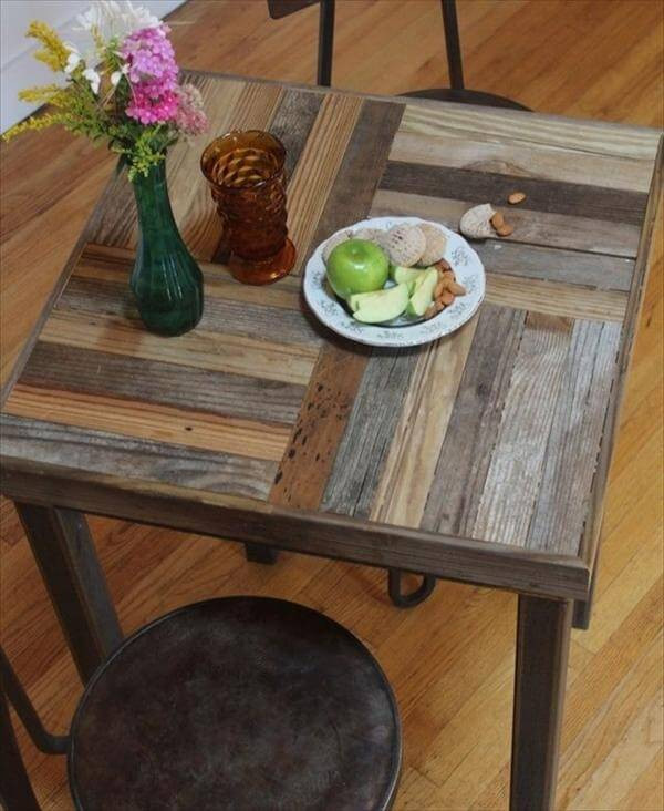 Best ideas about DIY Pallet Dining Table . Save or Pin DIY Most Cautious Pallet Table Ideas Now.