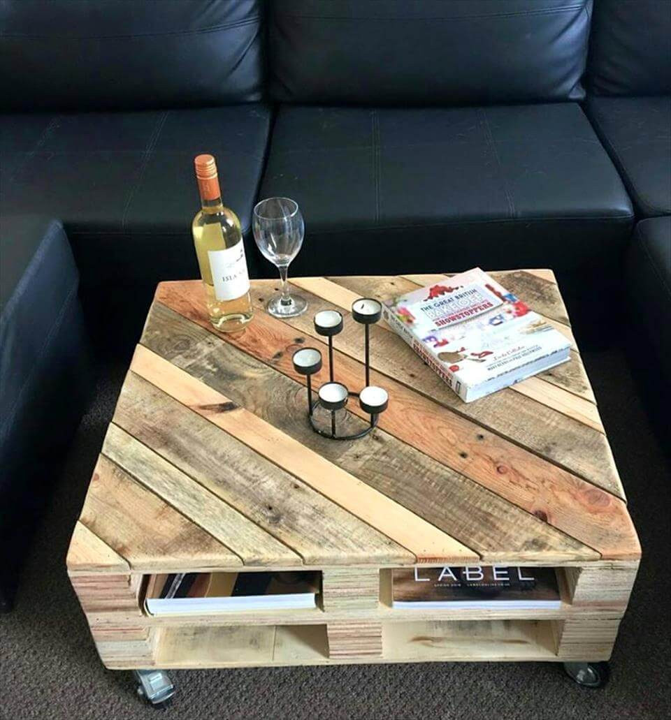 Best ideas about DIY Pallet Furniture Ideas . Save or Pin 30 Easy Pallet Ideas for the Home Now.