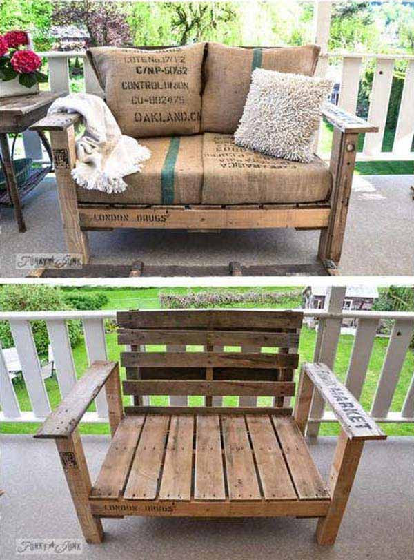 Best ideas about DIY Pallet Furniture Ideas . Save or Pin 20 Extraordinary Ideas That Will Teach You How to Set the Now.