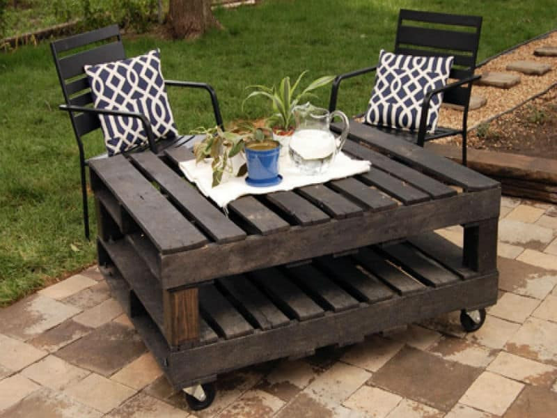 Best ideas about DIY Pallet Outdoor Furniture . Save or Pin Unique Pallet Furniture Ideas for Your Home Patio Now.