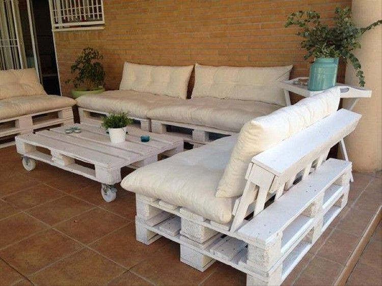 Best ideas about DIY Pallet Outdoor Furniture . Save or Pin Pallet Outdoor Furniture Plans Furniture Now.
