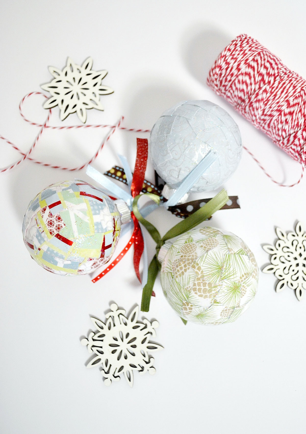 Best ideas about DIY Paper Christmas Decorations . Save or Pin 50 DIY Paper Christmas Ornaments To Create With The Kids Now.