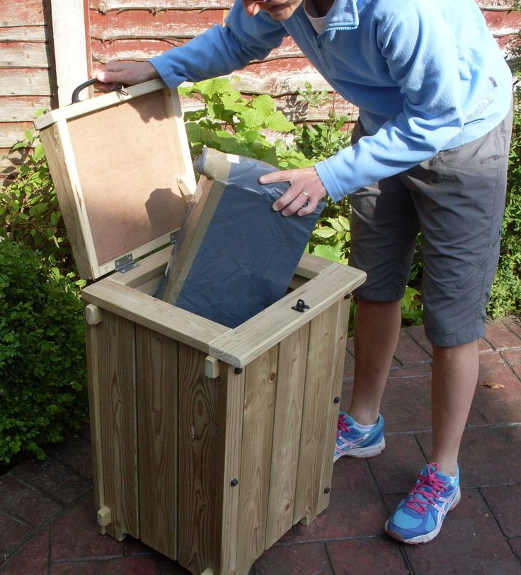 Best ideas about DIY Parcel Drop Box Plans . Save or Pin Parcel drop box for when you are out KH Garden Now.