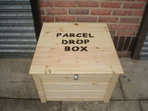 Best ideas about DIY Parcel Drop Box Plans . Save or Pin 17 Best images about Package box on Pinterest Now.