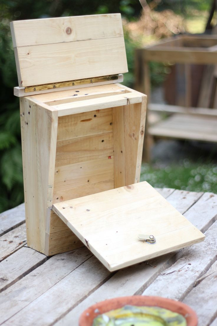 Best ideas about DIY Parcel Drop Box Plans . Save or Pin Best 25 Wooden mailbox ideas on Pinterest Now.