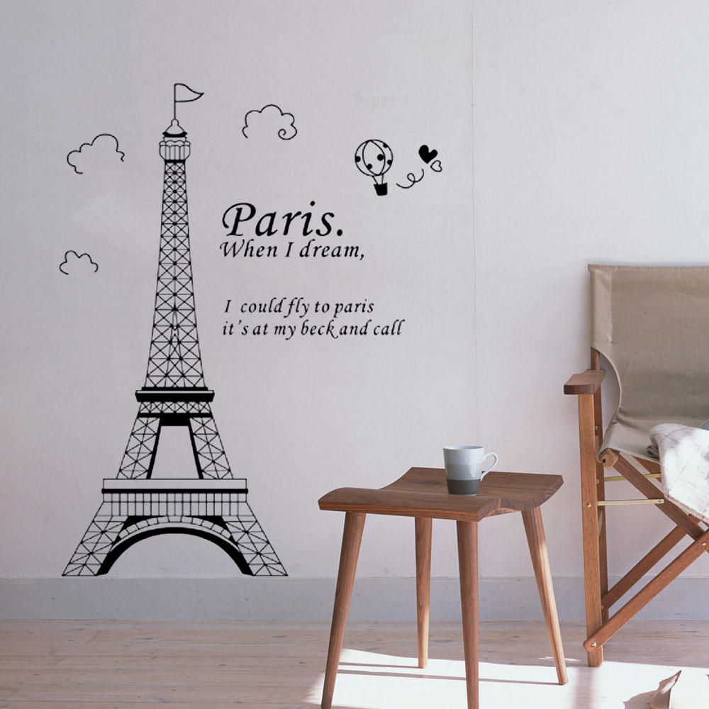 Best ideas about DIY Paris Room Decor . Save or Pin line Get Cheap Beautiful View Wallpaper Aliexpress Now.