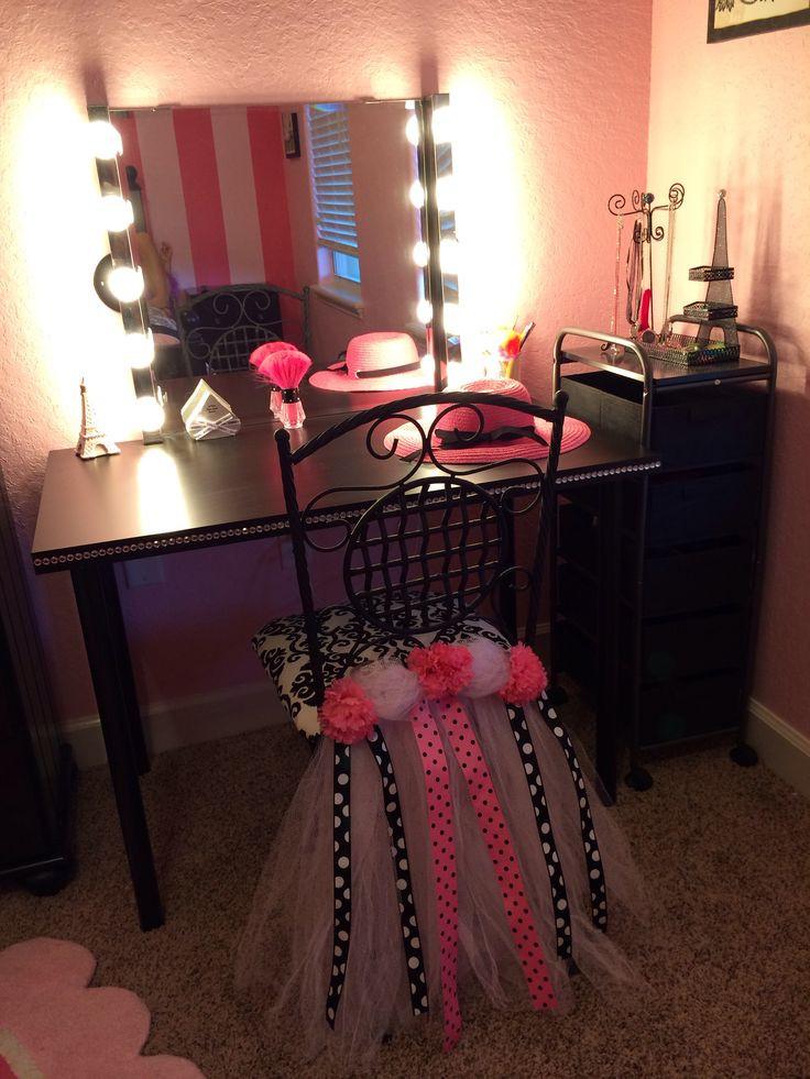 Best ideas about DIY Paris Room Decor . Save or Pin Paris room Vanity Kid's Room Now.