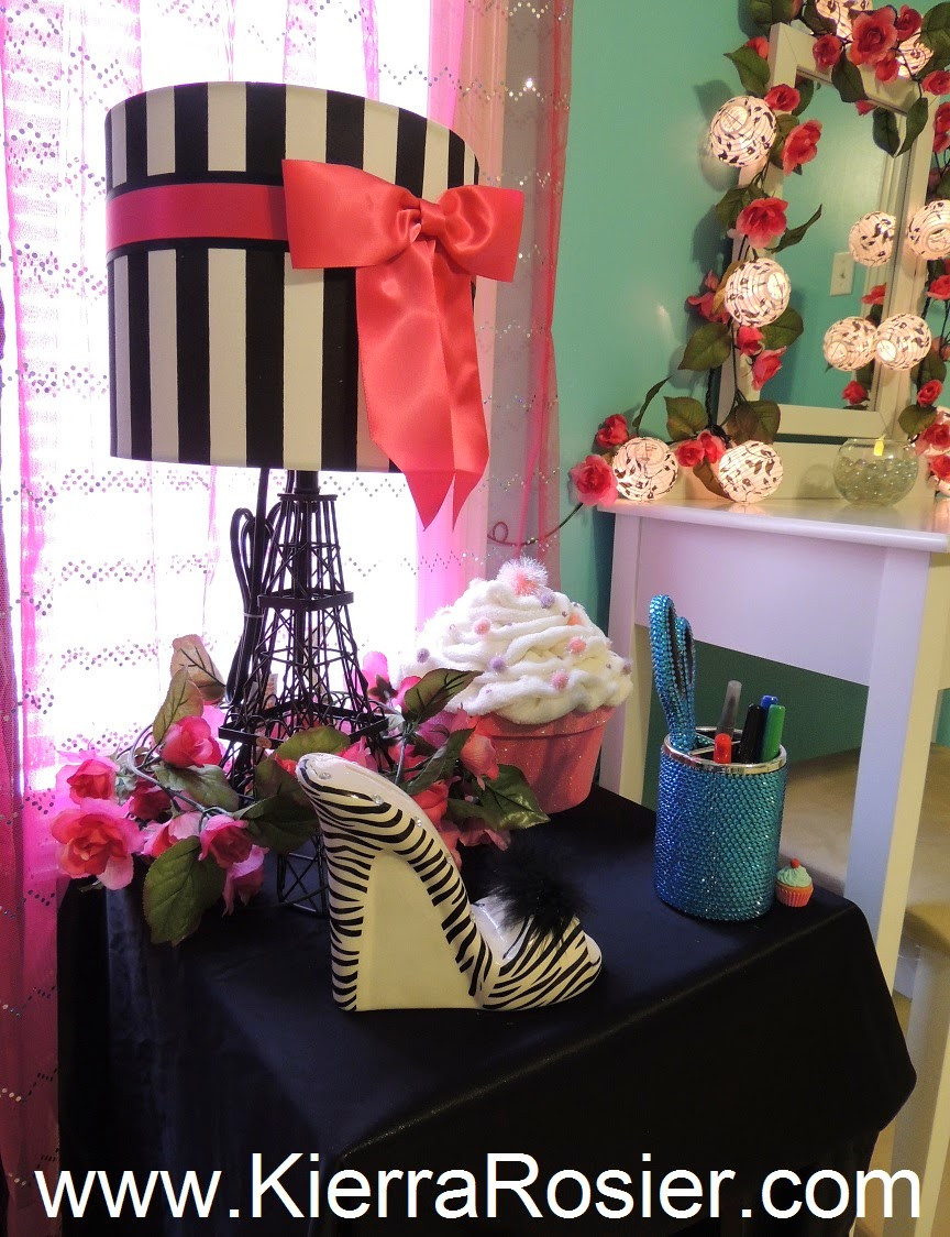 Best ideas about DIY Paris Room Decor . Save or Pin Glitter Lambs Paris Room Makeover Eiffel Tower Themed Now.