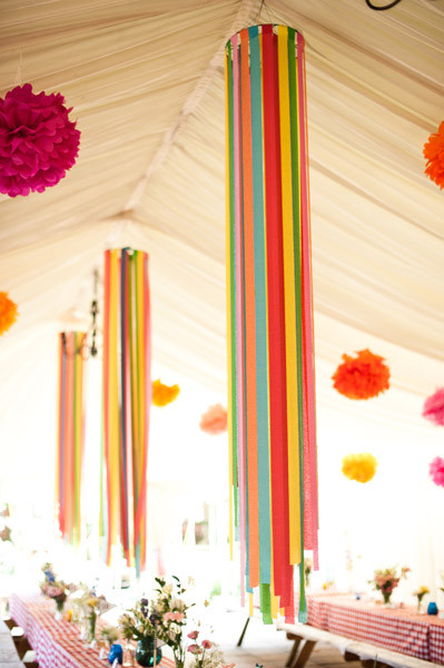 Best ideas about DIY Party Decorations . Save or Pin DIY Simple and Easy Paper Party Decorations Now.