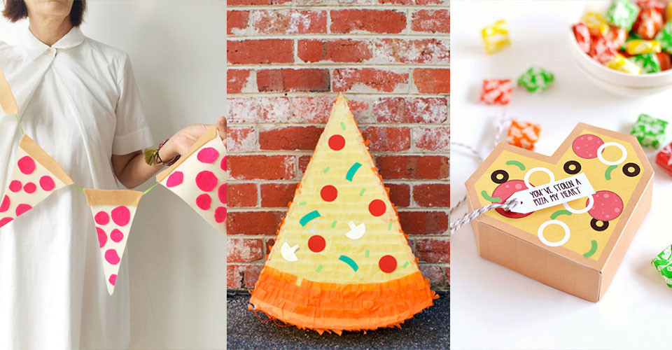Best ideas about DIY Party Decorations . Save or Pin Deliciously Awesome DIY Pizza Party Decorations Now.