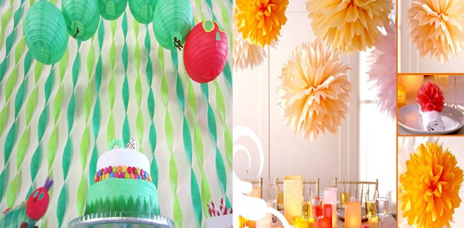 Best ideas about DIY Party Decorations . Save or Pin Most Simple & Amazing DIY Party Decorations Now.