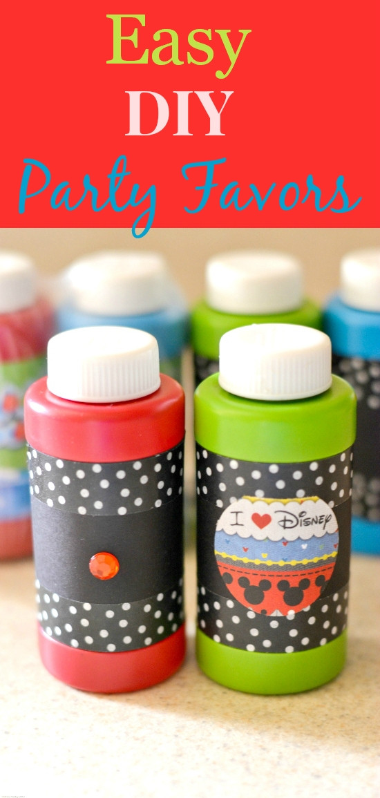 Best ideas about DIY Party Favors . Save or Pin DIY Glitter Slime Party Favors Flour My Face Now.