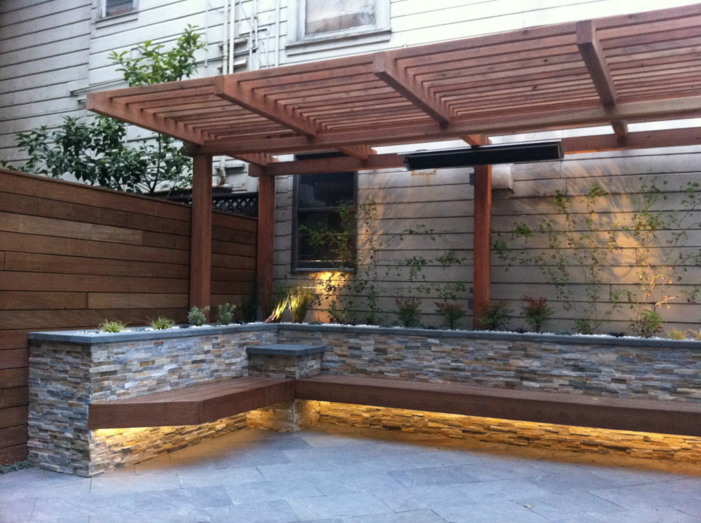 Best ideas about DIY Patio Benches . Save or Pin 15 New DIY Patio Furniture and Decoration Ideas Now.