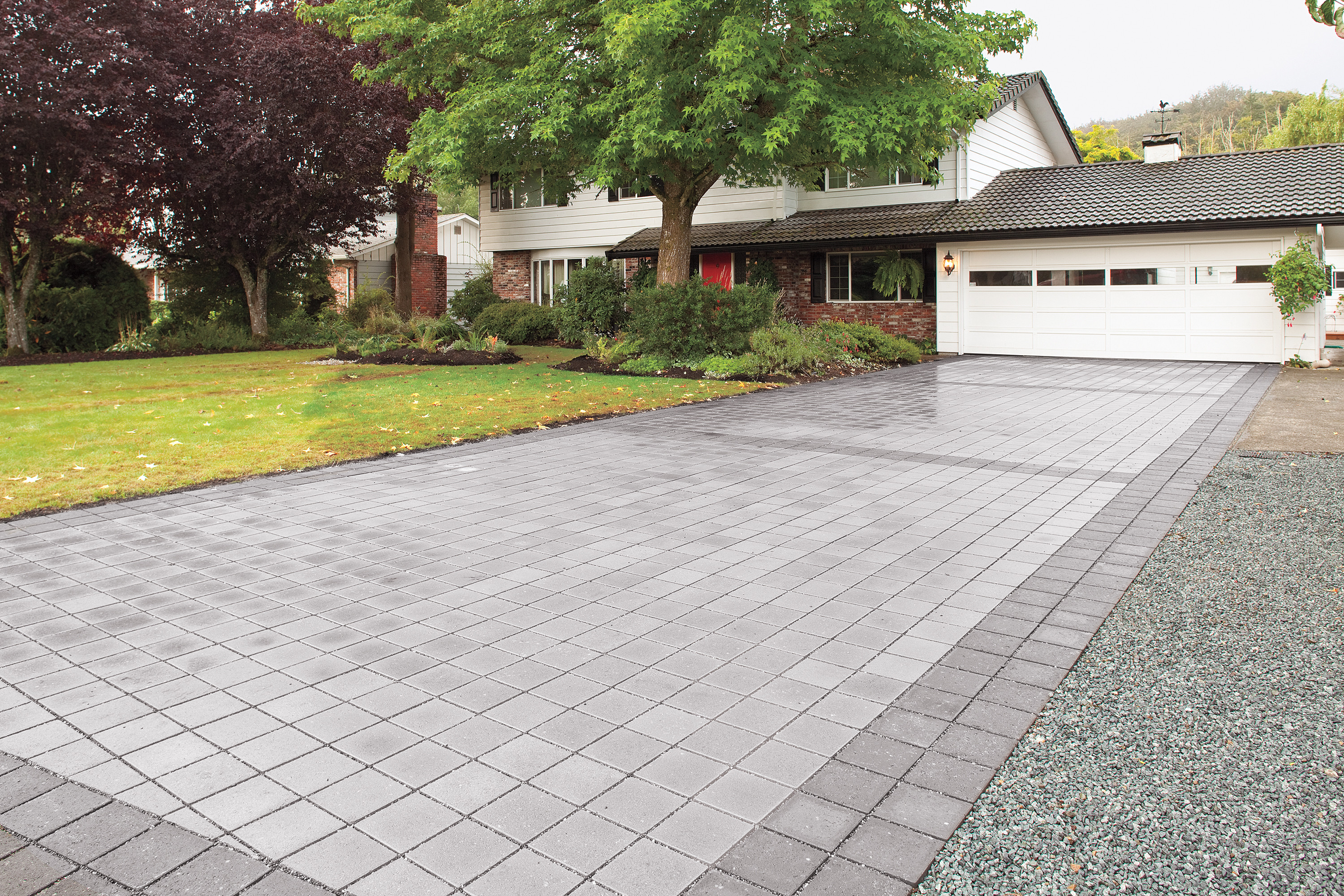 Best ideas about DIY Paver Driveway . Save or Pin How to Install a Permeable Paver Driveway Now.