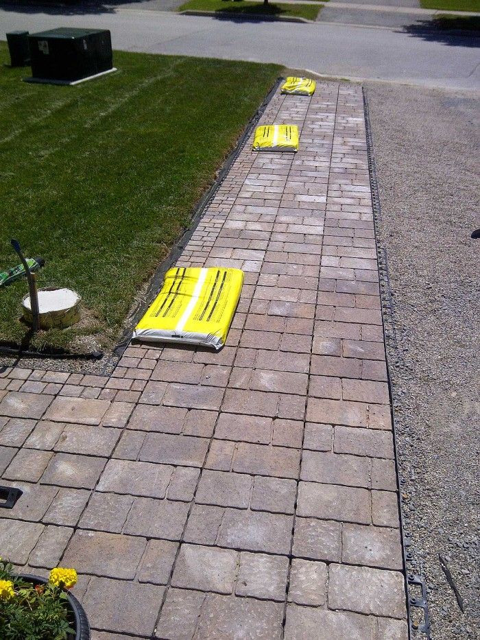 Best ideas about DIY Paver Driveway . Save or Pin 25 best ideas about Driveway edging on Pinterest Now.