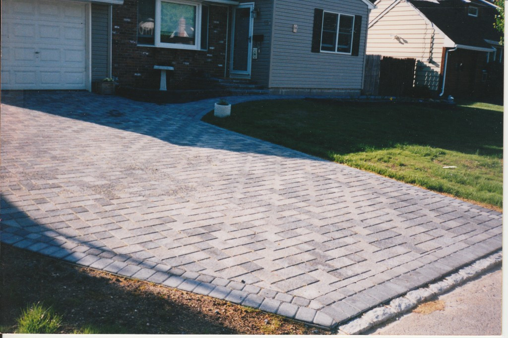 Best ideas about DIY Paver Driveway . Save or Pin Average Cost Installing A Paver Patio Now.