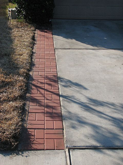 Best ideas about DIY Paver Driveway . Save or Pin Driveway Paver Extensions in 2019 DIY Now.
