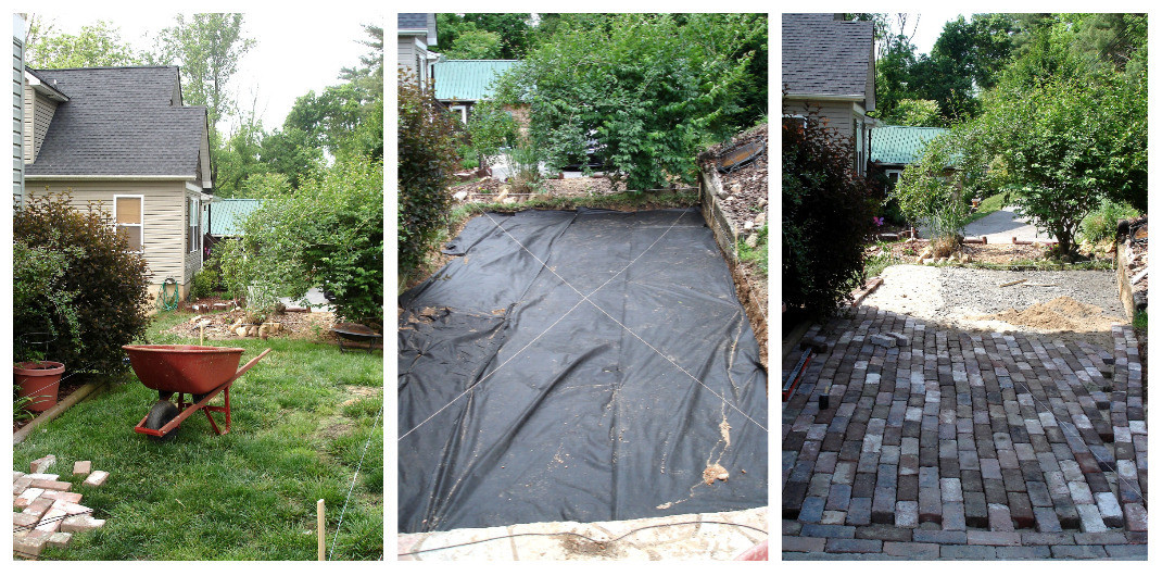 Best ideas about DIY Paver Driveway . Save or Pin Cheap Driveway Ideas Now.