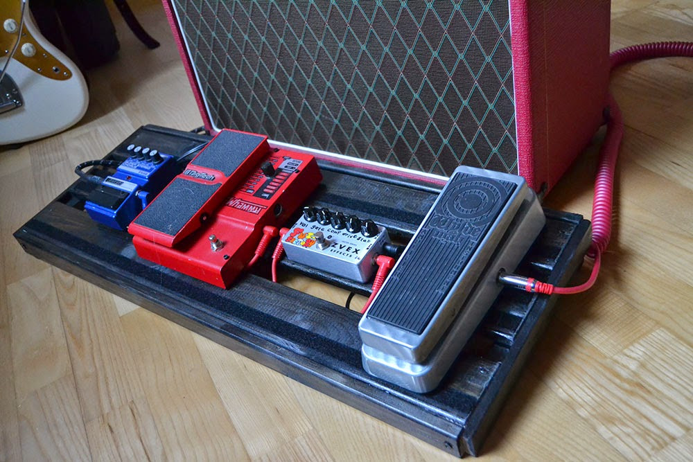 Best ideas about DIY Pedal Board . Save or Pin DIY GUITAR PEDAL BOARD FLAT 3 6 Now.