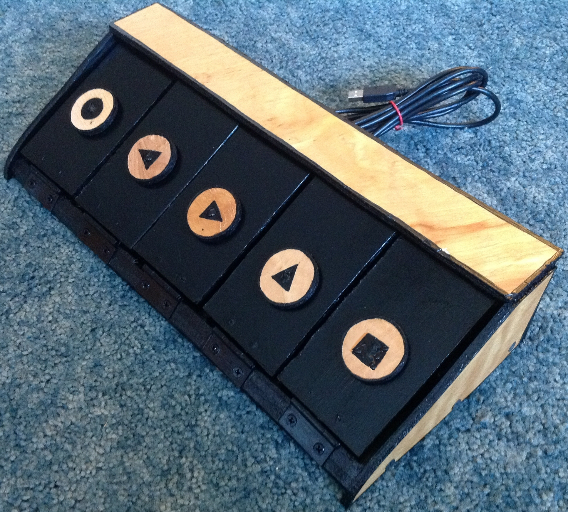 Best ideas about DIY Pedal Board . Save or Pin DIY USB pedal board for live looping Now.