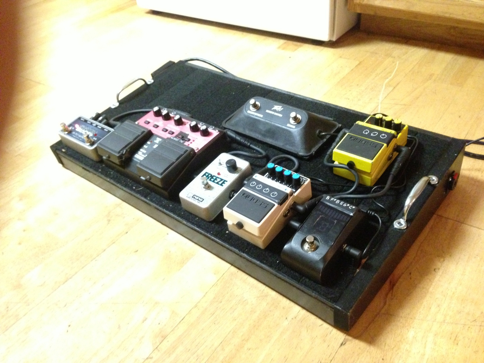 Best ideas about DIY Pedal Board . Save or Pin DIY Powered Pedal Board with Input Jacks Now.
