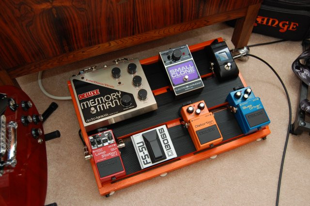 Best ideas about DIY Pedal Board . Save or Pin Guide to Building Your Own Pedalboard Now.