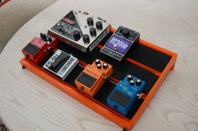 Best ideas about DIY Pedal Board . Save or Pin DIY Pedalboard With Some Help From IKEA Now.