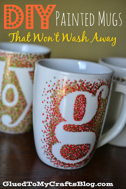 Best ideas about DIY Personalized Mugs . Save or Pin The Pioneer Now.
