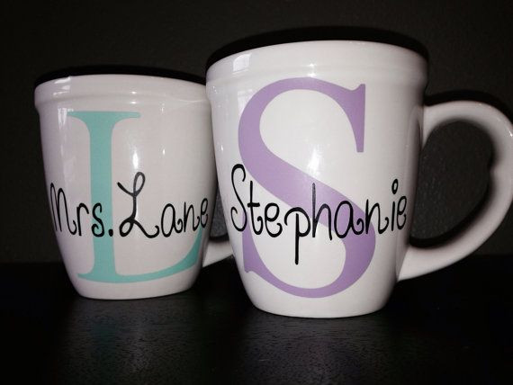 Best ideas about DIY Personalized Mugs . Save or Pin Best 25 Personalized coffee mugs ideas on Pinterest Now.