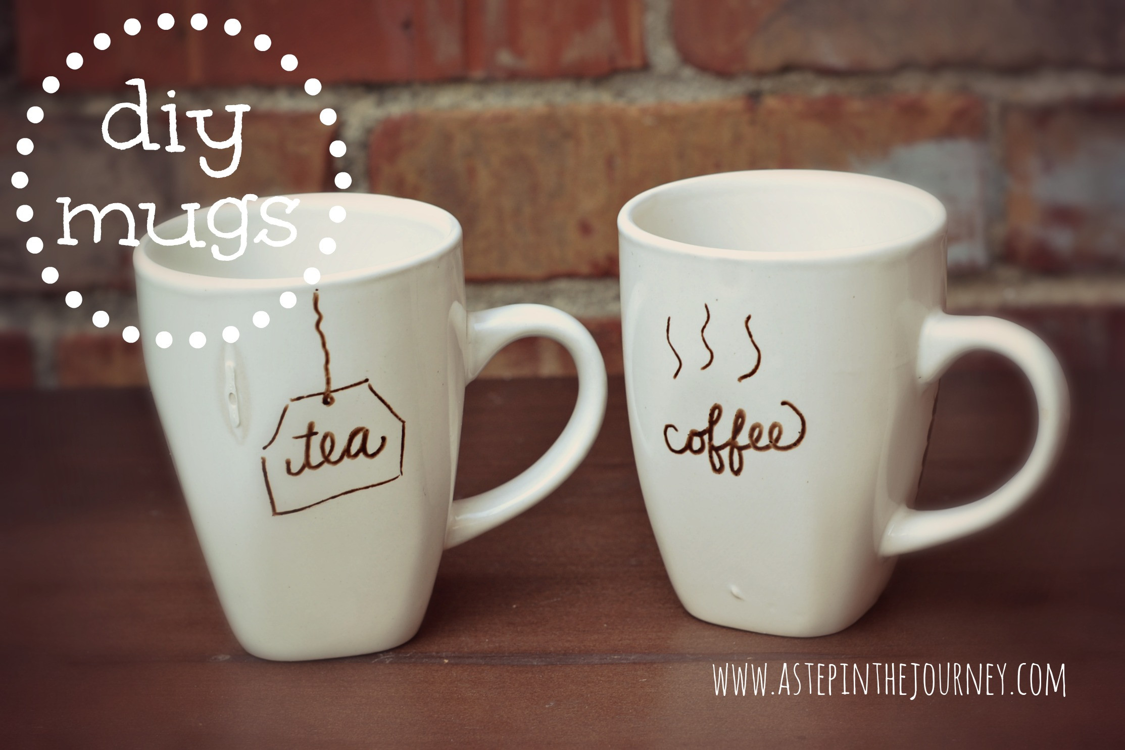 Best ideas about DIY Personalized Mugs . Save or Pin DIY Mug Now.