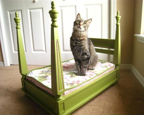 Best ideas about DIY Pet Beds . Save or Pin 25 DIY Pet Bed Ideas Now.