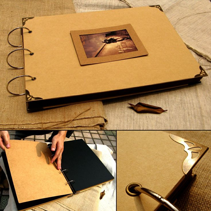 Best ideas about DIY Photo Album . Save or Pin 1000 ideas about Diy Album on Pinterest Now.