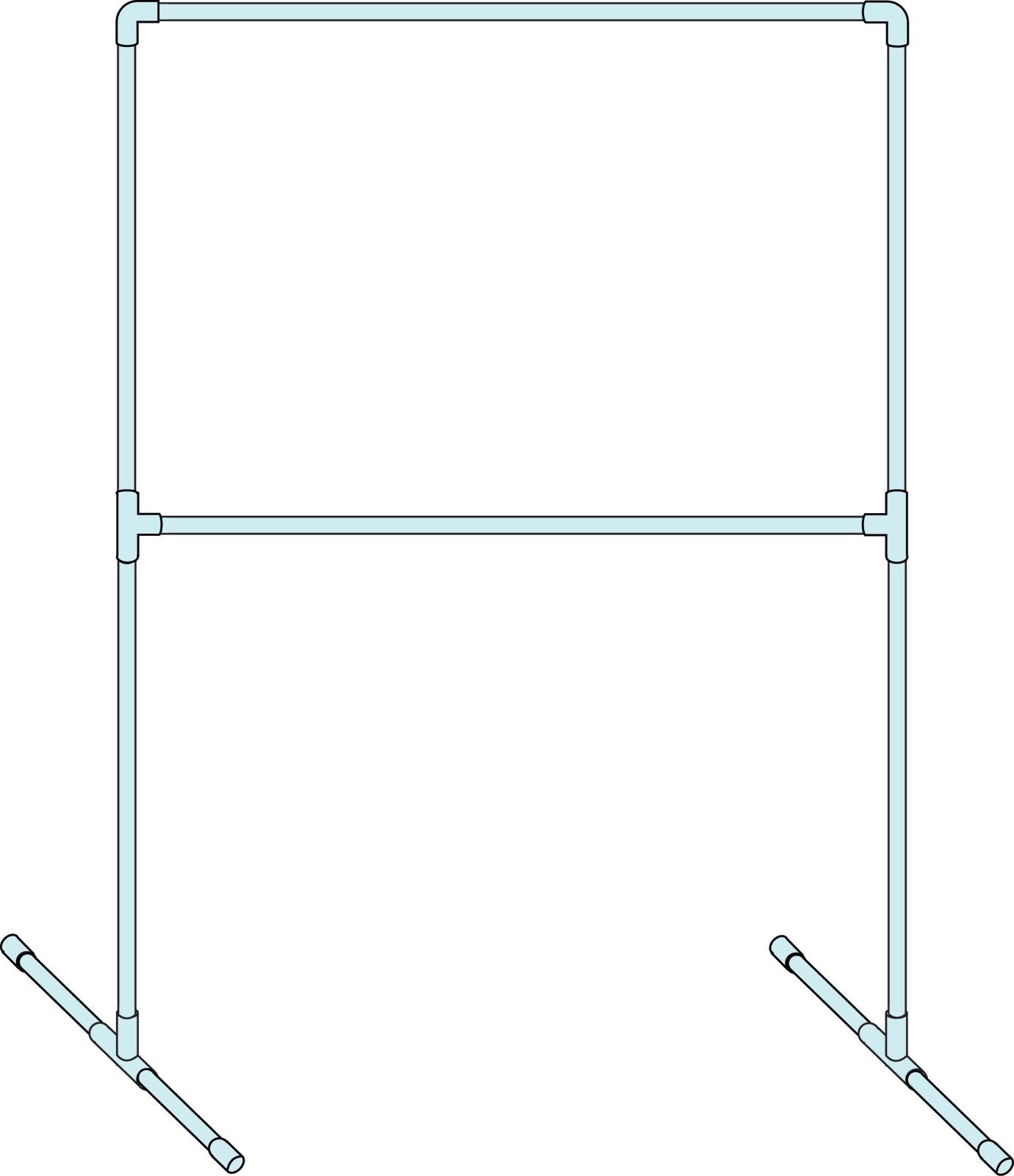 Best ideas about DIY Photo Booth Stand . Save or Pin Wedded Bliss or Bust Faux to Booth PVC Style Now.