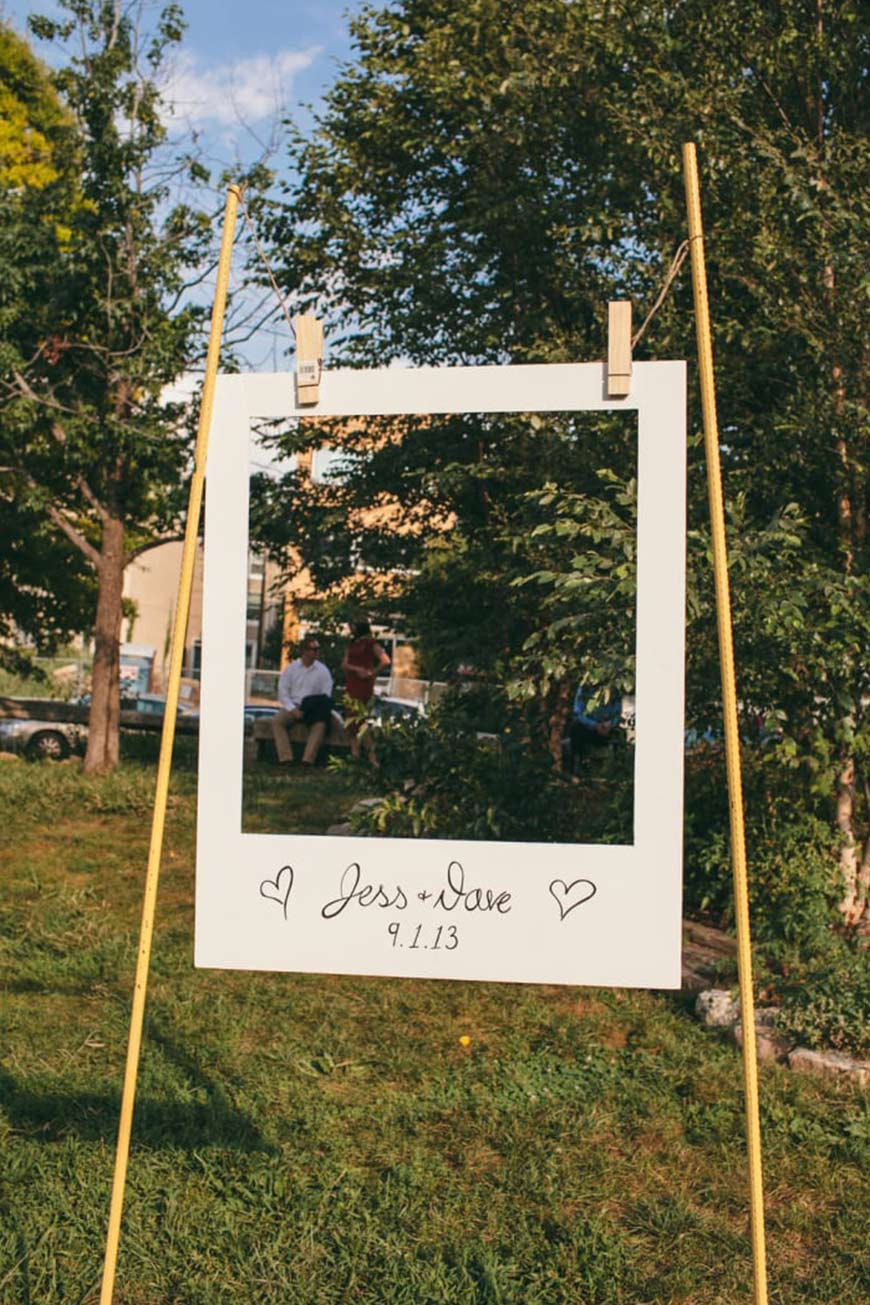Best ideas about DIY Photo Booth Stand . Save or Pin DIY booths To Suit Any Wedding Now.