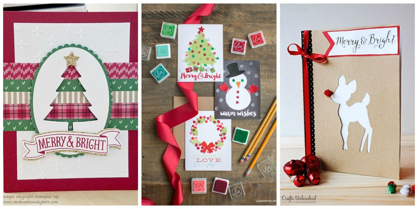 Best ideas about DIY Photo Christmas Cards . Save or Pin 15 DIY Christmas Card Ideas Easy Homemade Christmas Now.