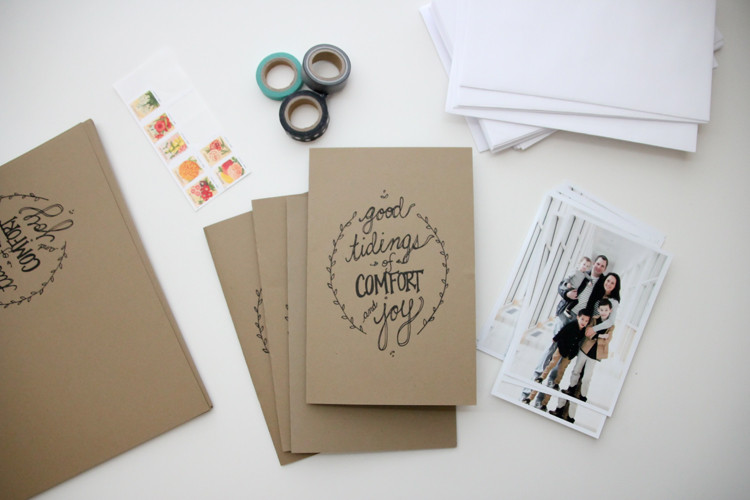 Best ideas about DIY Photo Christmas Cards . Save or Pin DIY Christmas Cards free printable Now.