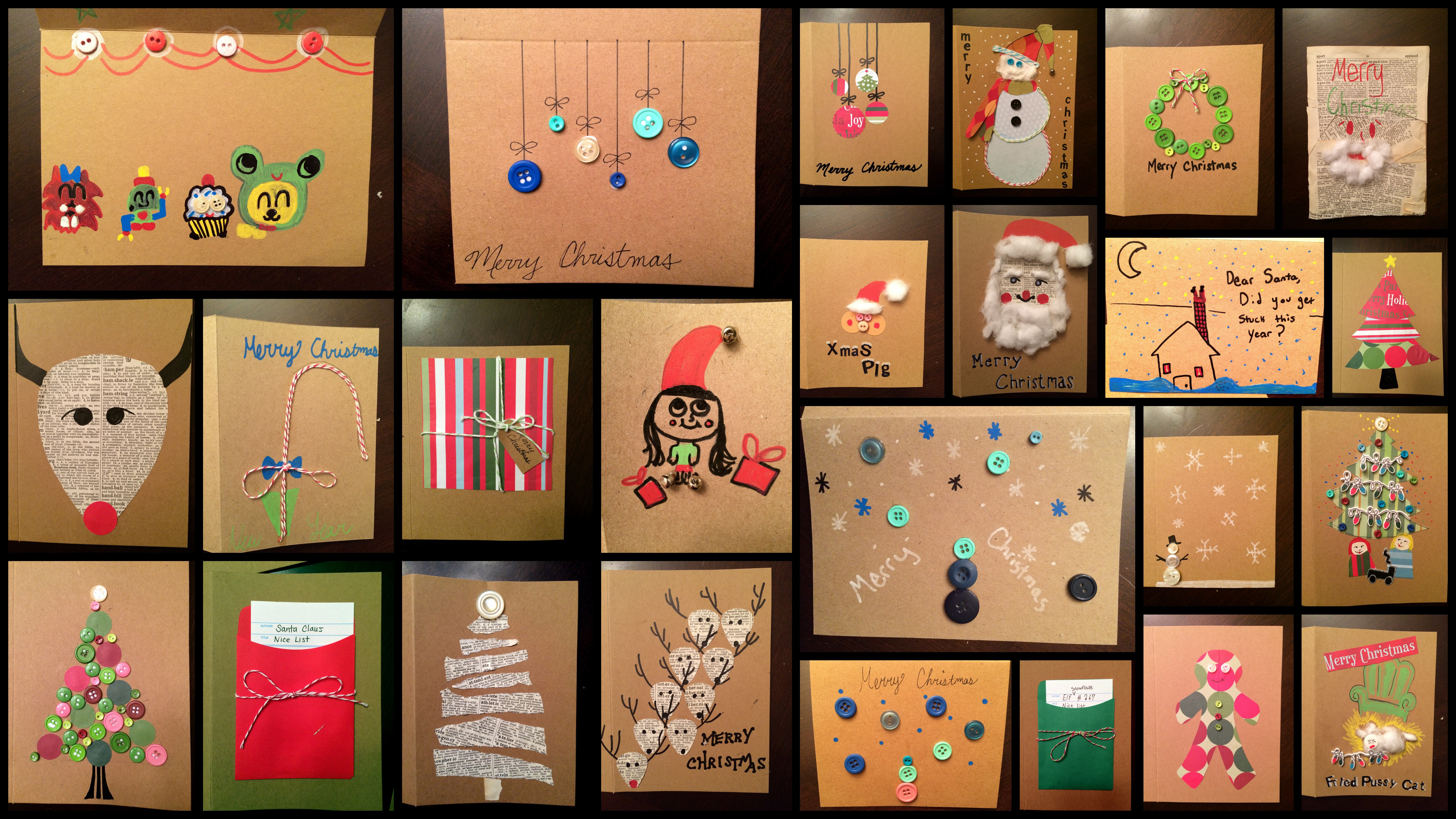 Best ideas about DIY Photo Christmas Cards . Save or Pin DIY Christmas Cards Now.
