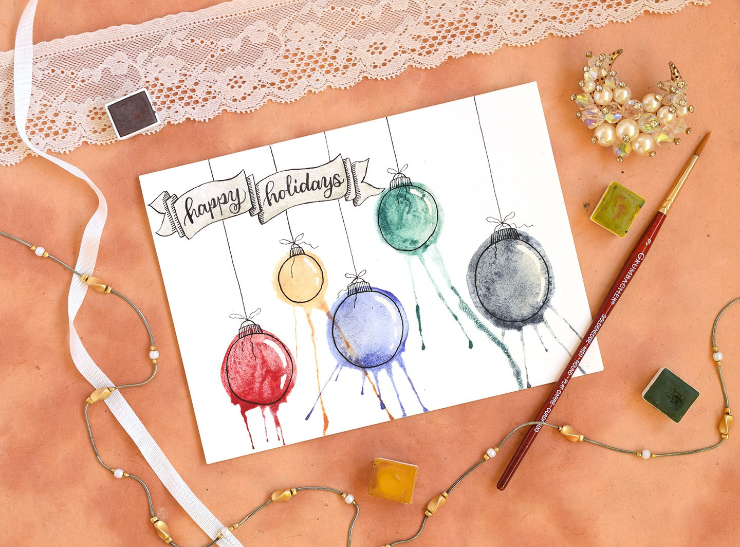 Best ideas about DIY Photo Christmas Cards . Save or Pin Send Some Holiday Cheer With These 50 DIY Christmas Cards Now.