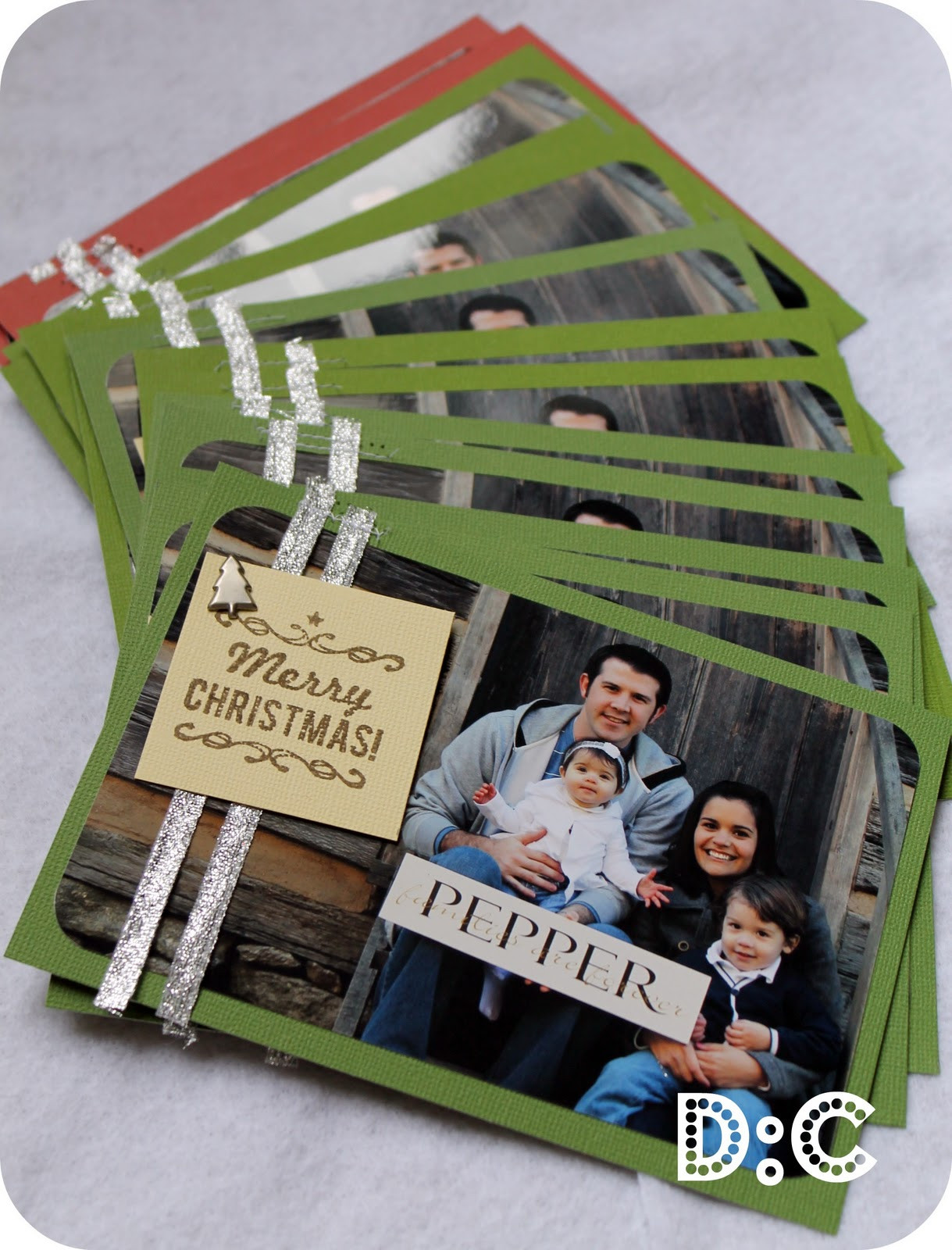 Best ideas about DIY Photo Christmas Cards . Save or Pin Destination Craft Handmade Christmas Cards Now.