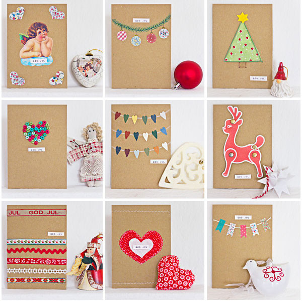 Best ideas about DIY Photo Christmas Cards . Save or Pin 50 Beautiful Diy & Homemade Christmas Card Ideas For 2013 Now.
