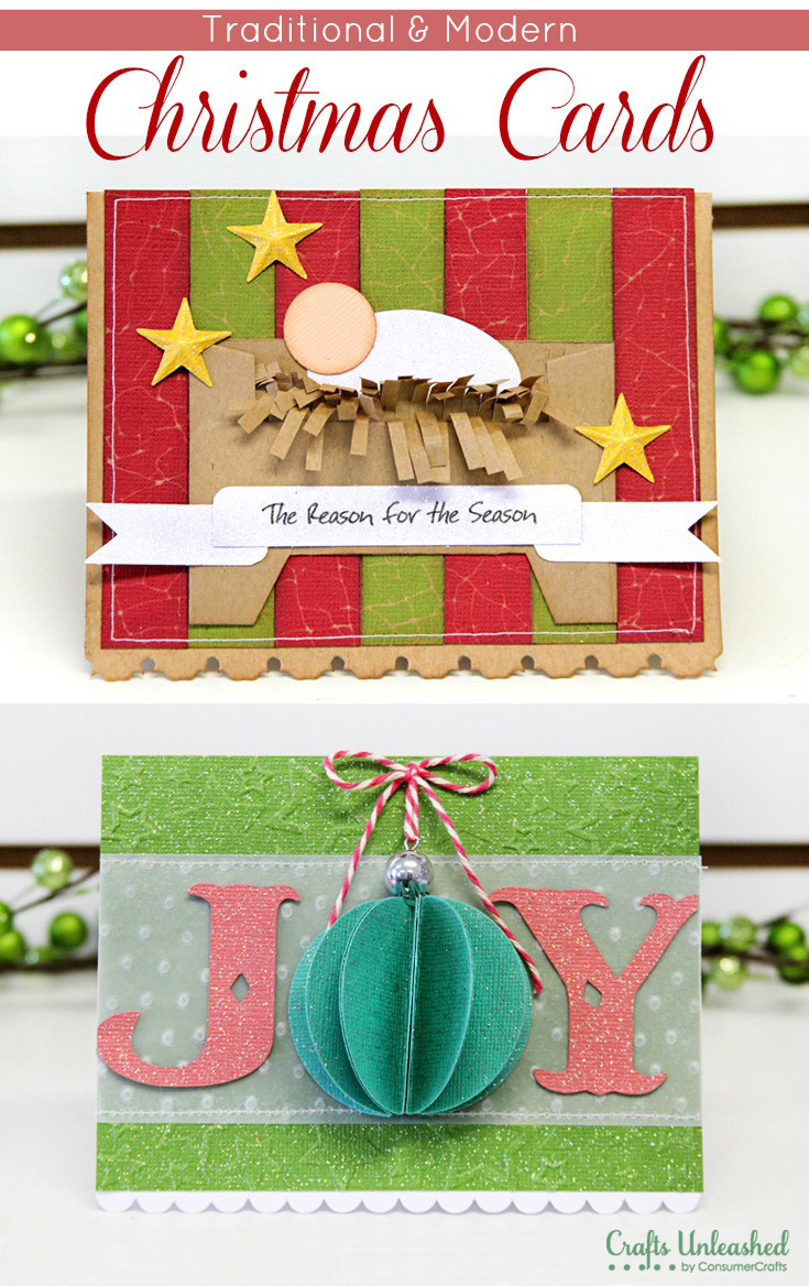 Best ideas about DIY Photo Christmas Cards . Save or Pin DIY Christmas Cards Modern & Traditional Crafts Unleashed Now.
