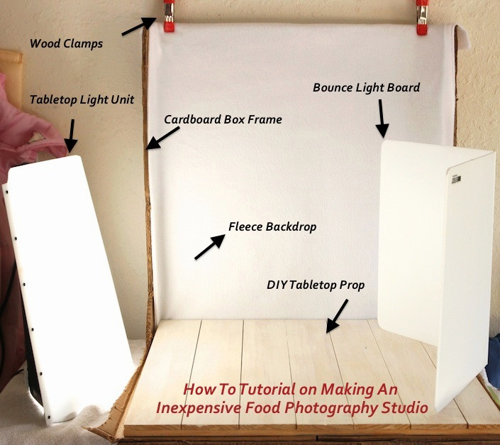 Best ideas about DIY Photo Studio Box . Save or Pin Building Your Own Inexpensive Studio For Your Food Now.
