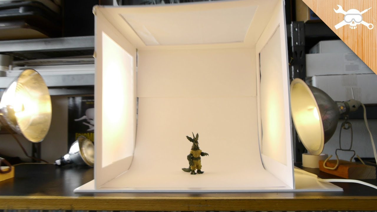 Best ideas about DIY Photo Studio Box . Save or Pin Build A Light Box The Cheap Take Gorgeous s Now.