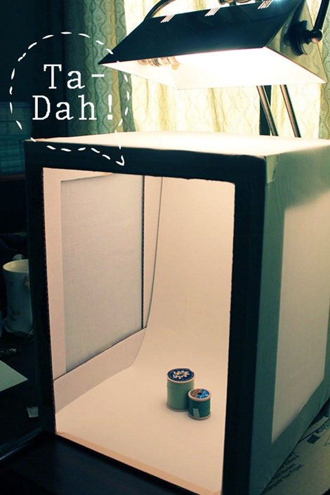 Best ideas about DIY Photo Studio Box . Save or Pin Improve Your Product graphy 5 DIY Tutorials Now.