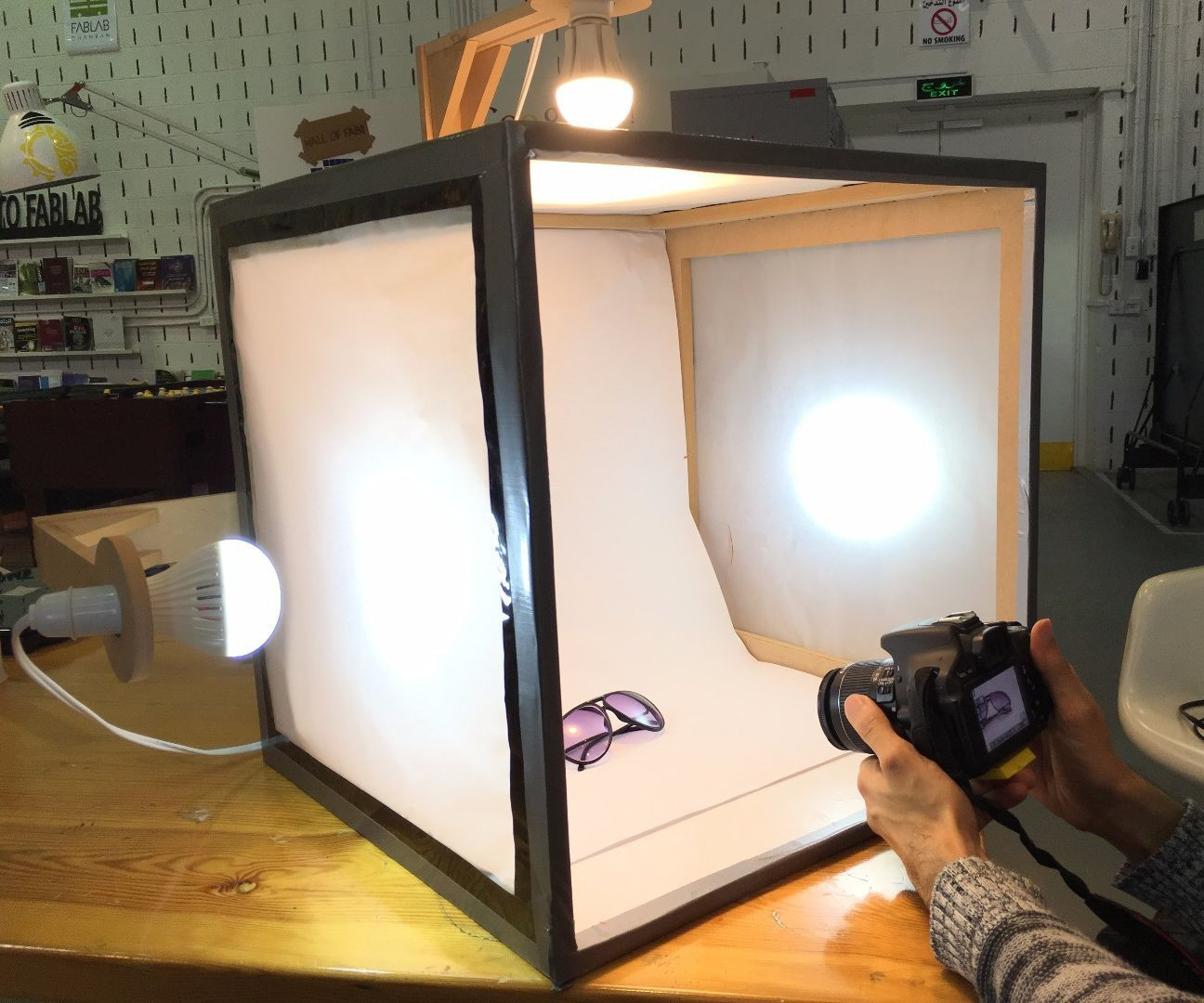 Best ideas about DIY Photo Studio Box . Save or Pin graphy Light Box Tent Now.