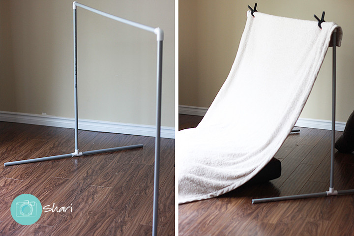 Best ideas about DIY Photography Backdrop Stands . Save or Pin Making your own Backdrop Stand Now.